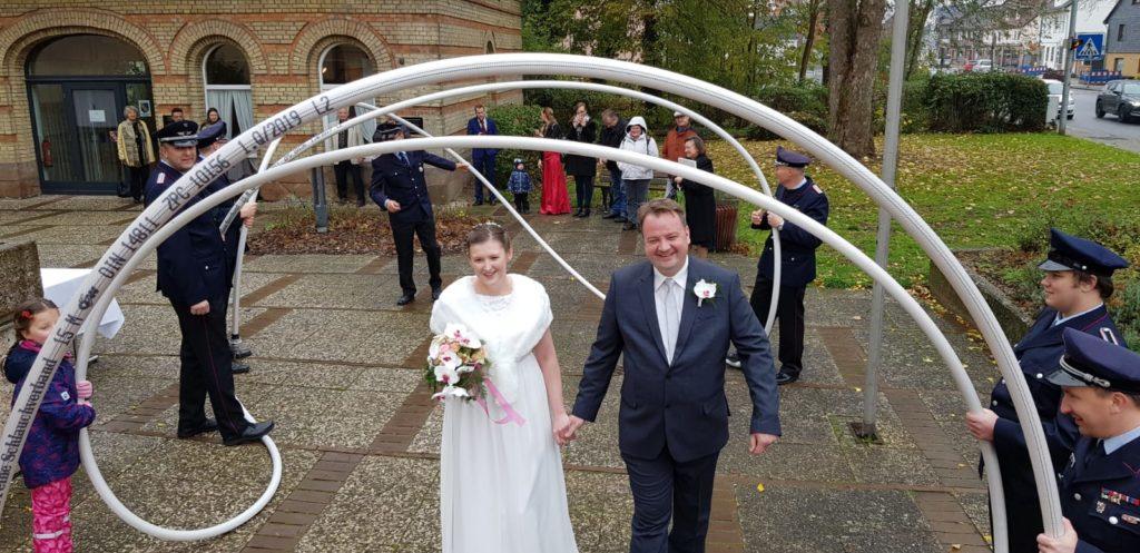 Hochzeit Olga und Oliver